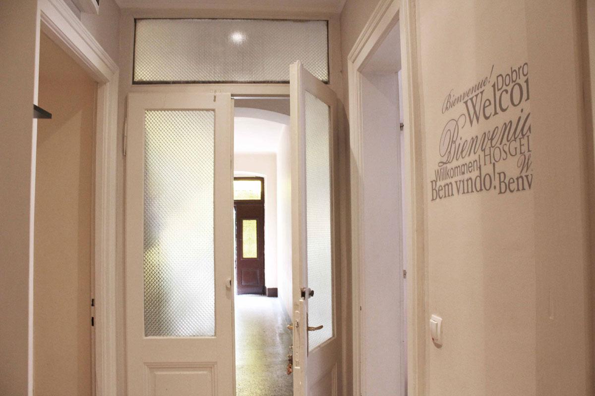 Villa San Giuseppe Lovran, apartment 3+2 hall
