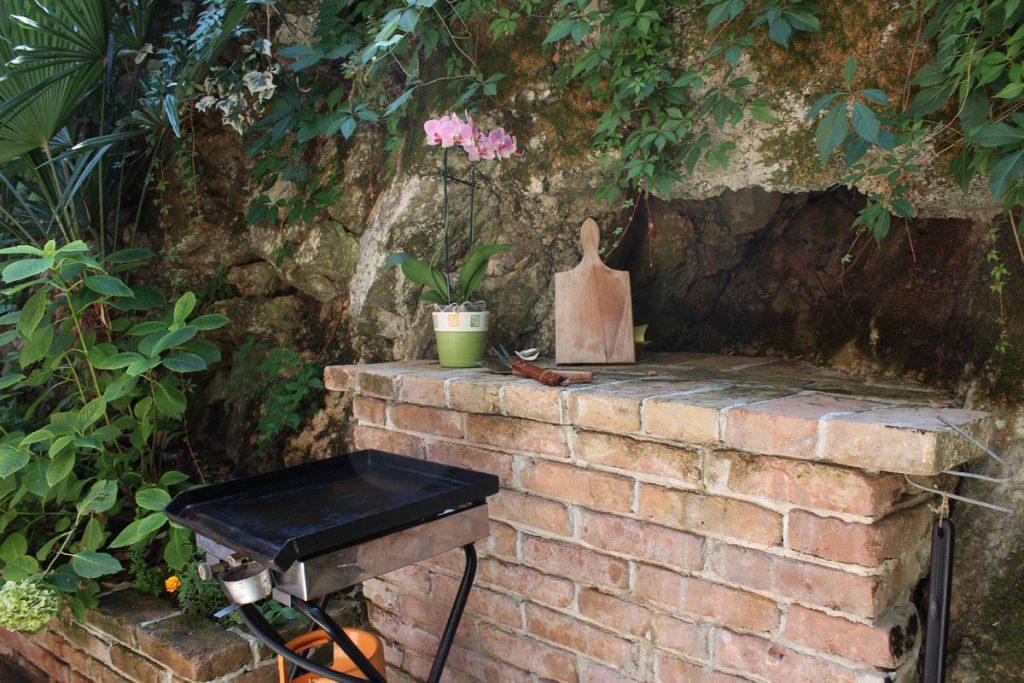 Villa San Giuseppe Lovran, apartment 3+2 terrace garden barbecue