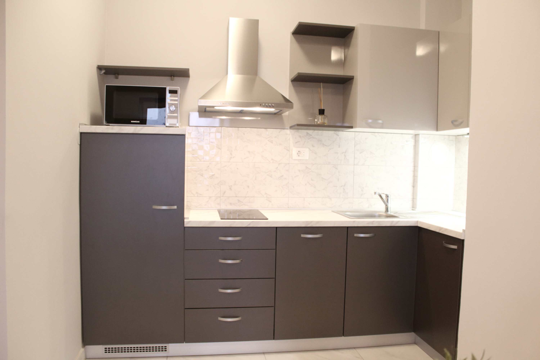 Apartments Basan Lovran-Opatija, apartment 2+2 kitchen
