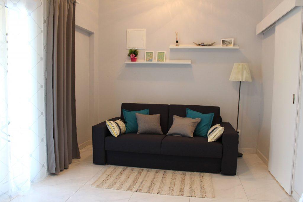 Apartments Basan Lovran-Opatija, apartment 2+2 living room