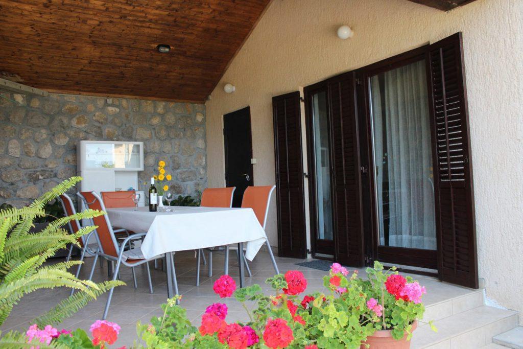 Apartments Basan Lovran-Opatija, apartment 4+1 terrace
