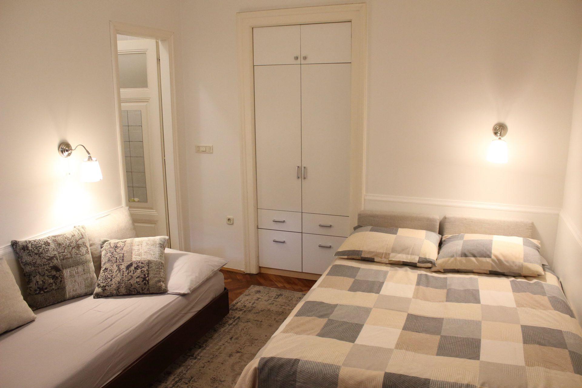 Villa San Giuseppe Lovran apartment 2+1 studio near beach