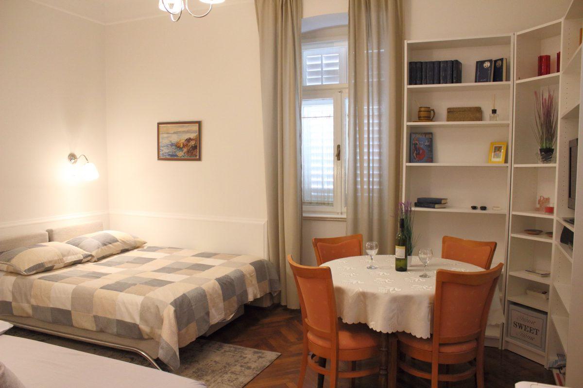Villa San Giuseppe Lovran apartment studio for couple