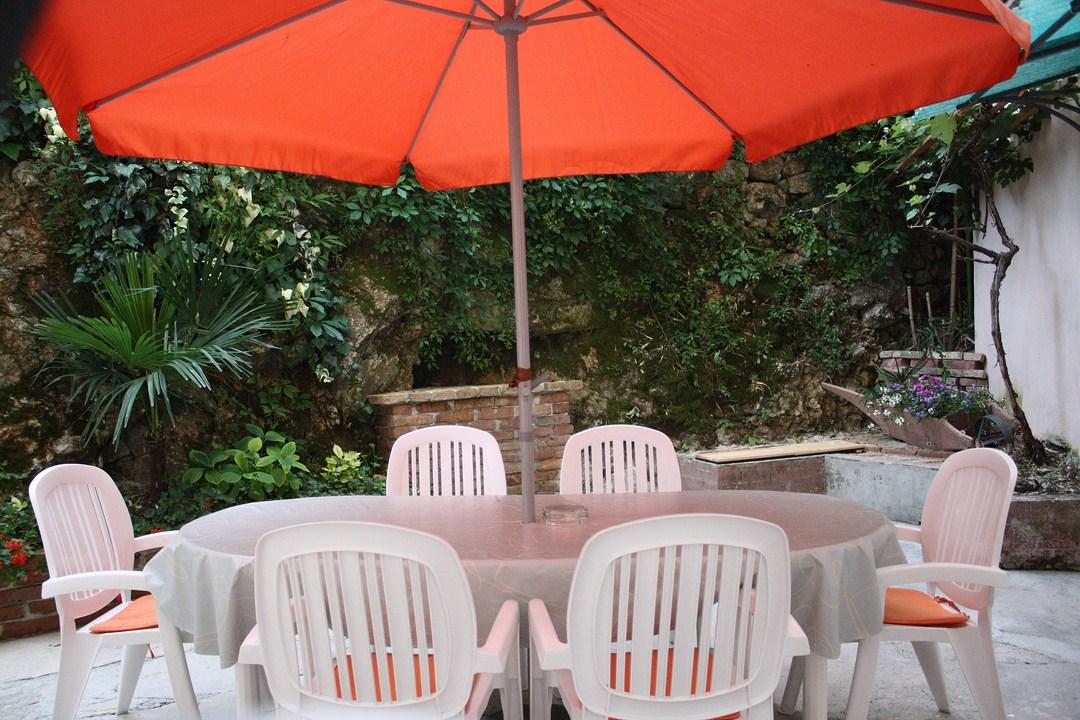 Villa San Giuseppe Lovran, apartment 3+2 terrace garden