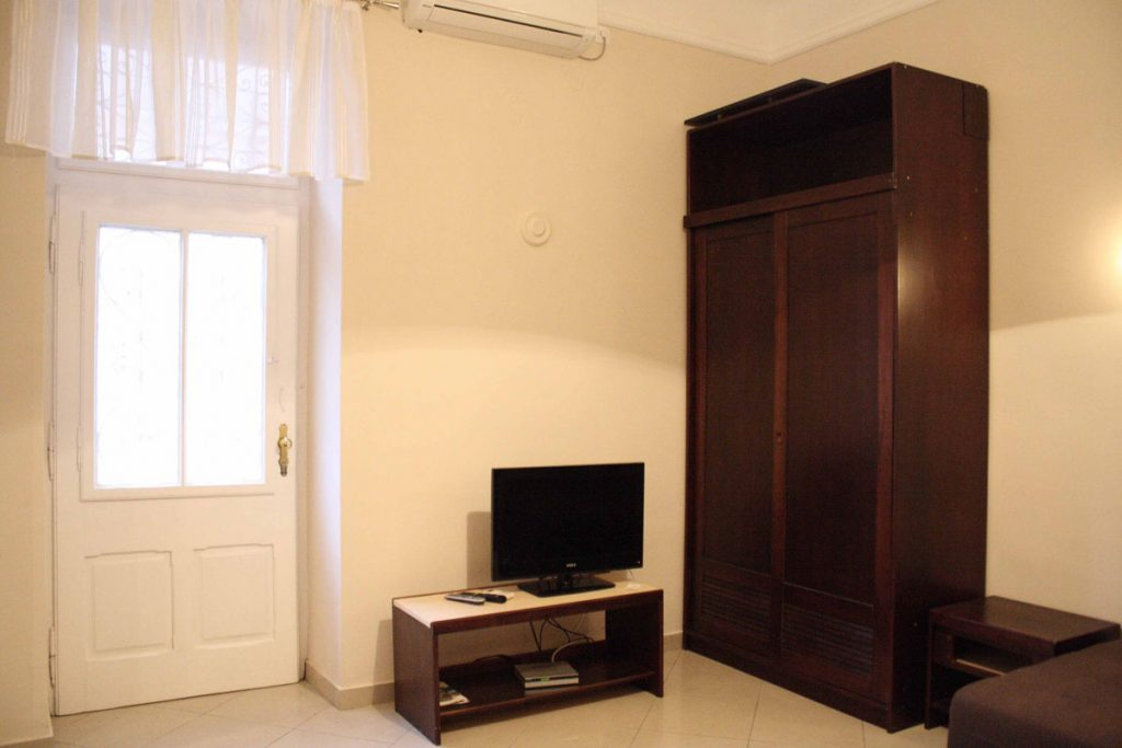 Villa San Giuseppe Lovran near beach, apartment 3+2 livingroom