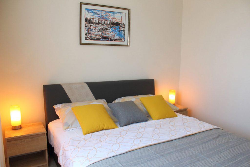 Big bedroom in holiday home Apartments Basan Lovran-Opatija, apartment 4+1