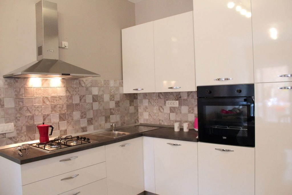 Apartment for rent in Lovran-Opatija, with fully equipped kitchen